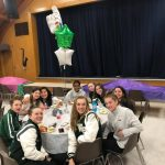 Girls Swim and Dive Finishes Regular Season Off Strong at OAA League Meet