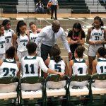 Girls Varsity Basketball beats Clarkston 73 – 47 and remain unbeaten in OAA Red.