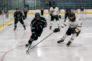 Hockey 1-3-2020 at Eastside (Dearborn Tournament)