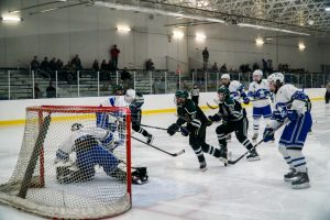 Hockey 1-9-2020 at Gibraltar Carlson