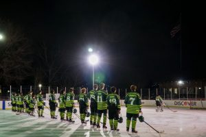 Hockey 1-14-2020 vs. Oxford-Avondale (Clark Park)