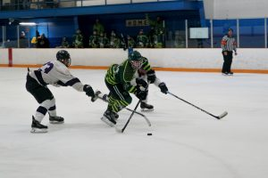 Hockey 1-25-2020 vs. Bloomfield Hills