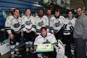 Hockey 2-8-2020 Senior Night