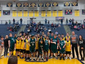 Unified Basketball vs Clarkston