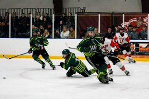 Hockey 2-25-2020 at Brother Rice