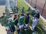 Boys Varsity Tennis loses to Adams 7-2