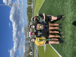 Girls soccer loses 1-0 on Senior Night
