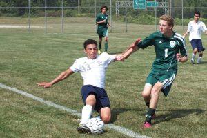 Varsity Boys Soccer 2013