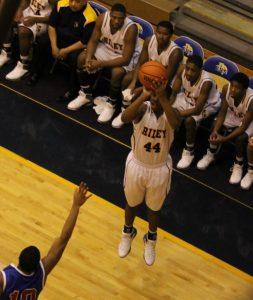 Varsity Boys Basketball against Adams