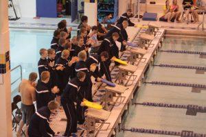 SB City Boys Swim Meet