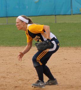 Softball at Marian