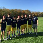 Boys CC qualified for State
