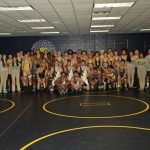 Wrestling Team Ranked 20th in State