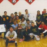 Wrestling Team Wins Twin Lakes Tournament
