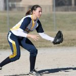 Softball beats New Prairie