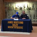 Star Runner Signs to be a Sycamore