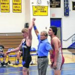 South Bend Tribune Article:Wrestlers Talk the Same Language