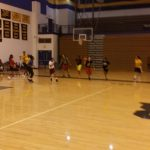 Girls' Basketball Summer Workouts a Success