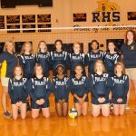 Volleyball Falls to Central
