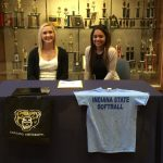 Skylar Thomas & Angie Wise Sign