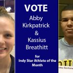 Vote for Riley Athletes