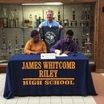 Lawrence Signs with Ranger College