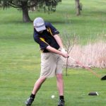 Boys Golf Results