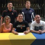 Austen Laughlin signs with Indiana Tech