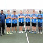 Boys Tennis Defeats Mishawaka