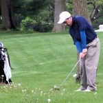 Boys Golf Defeats Elkhart Memorial