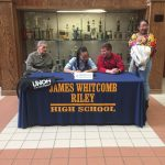 Grywczynski signs with Northwestern Ohio