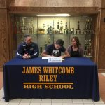 Charles Signs with Trine University