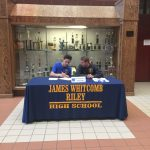 Morales Signs with Ancilla