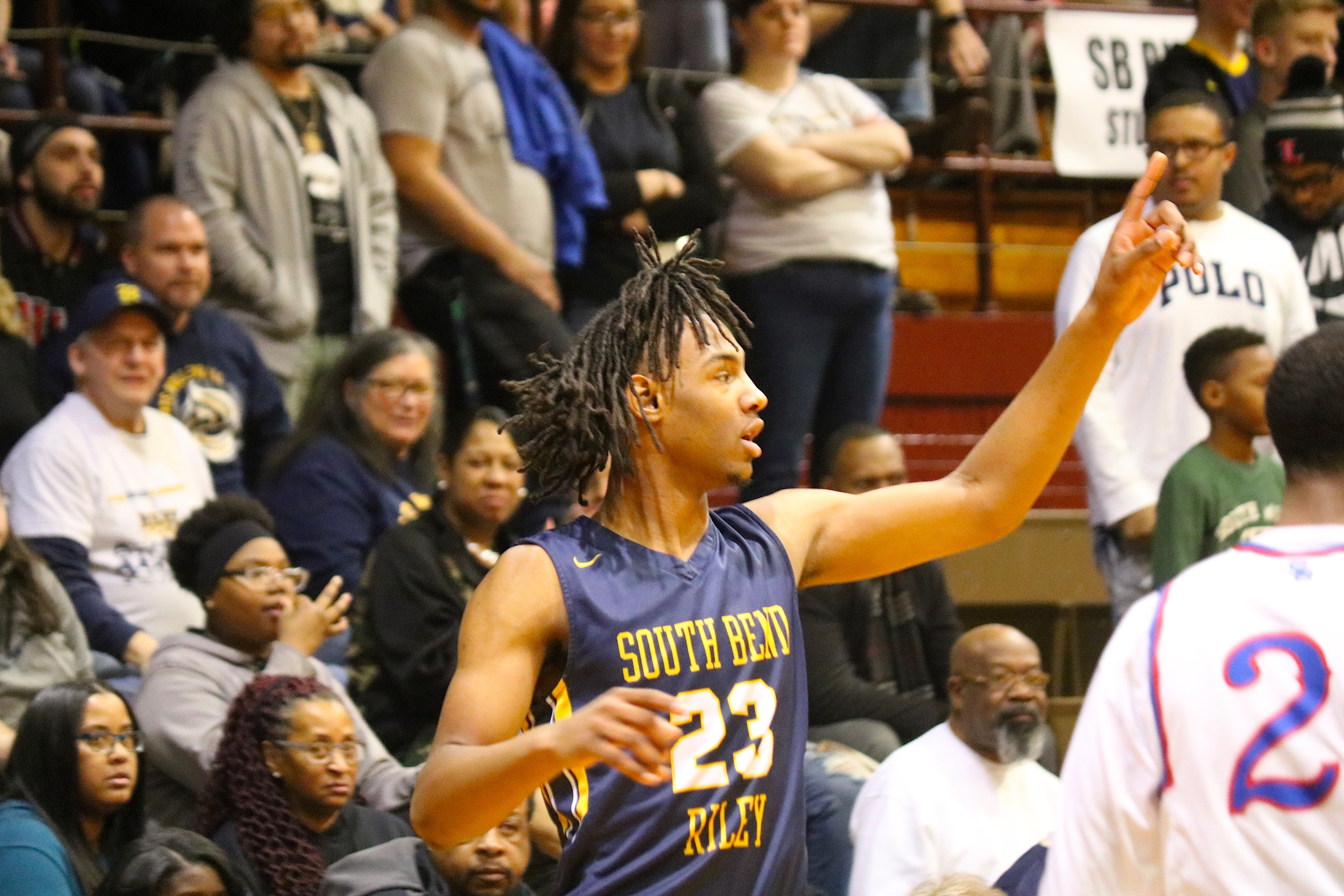 SB Tribune Article: Anderson named Indiana All-Star