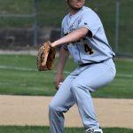 Baseball against Elkhart Central