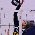 V volleyball agst Argos