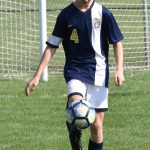 Boys JV soccer agst St Joseph