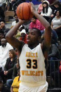 Boys Varsity Basketball loss to Adams