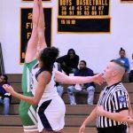 Girls Varsity basketball loss to Bremen