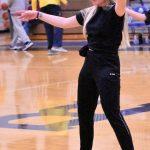 Cheerleading at Riley Clay homecoming