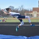 High jump and Pole vaut
