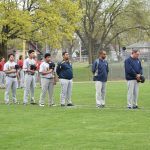 Baseball against John Glenn