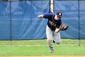 Marian at Riley Baseball