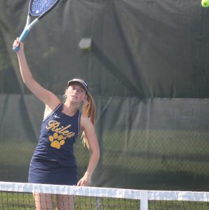 Cats make it to the final round of sectionals