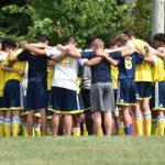 Boys Soccer against Trinity