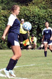 Girls Soccer against Culver