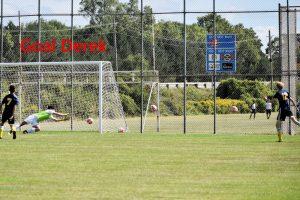 JV Boys Soccer practice against Argos..