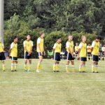 Boys V soccer win over John Glenn