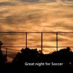 Girls Soccer Senior Day against Mishawaka
