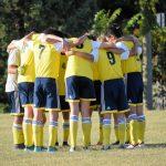 Boys Soccer win over Washington